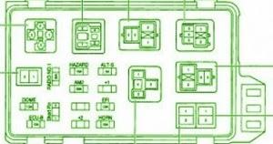 toyota fuse box diagram fuse box toyota 1998 camry diagram. Black Bedroom Furniture Sets. Home Design Ideas