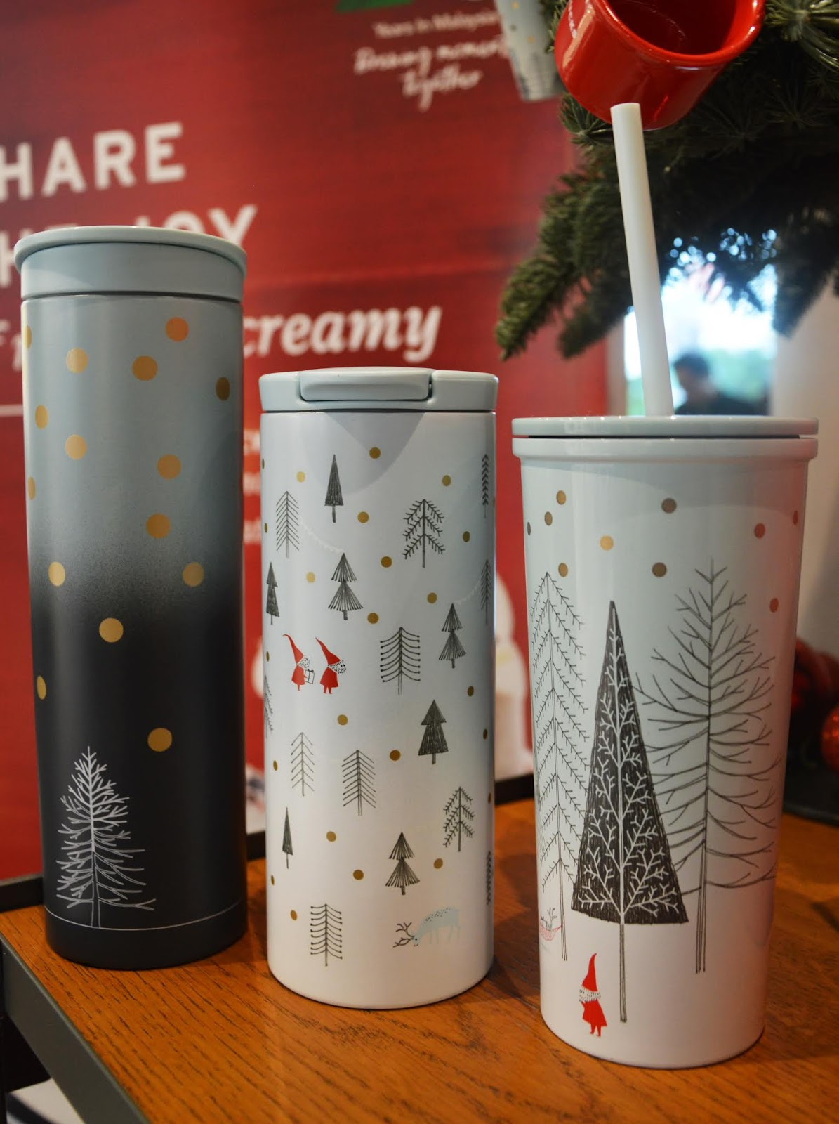 Starbucks Christmas Cups 2019.Sugoi Days Starbucks Malaysia S Christmas 2019 Collection