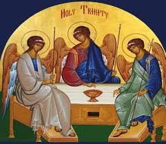 51 Gambar Allah Tritunggal Mahakudus Kekinian