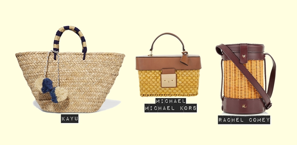 Fashion Trends: TREND-REPORT: Basket Bags