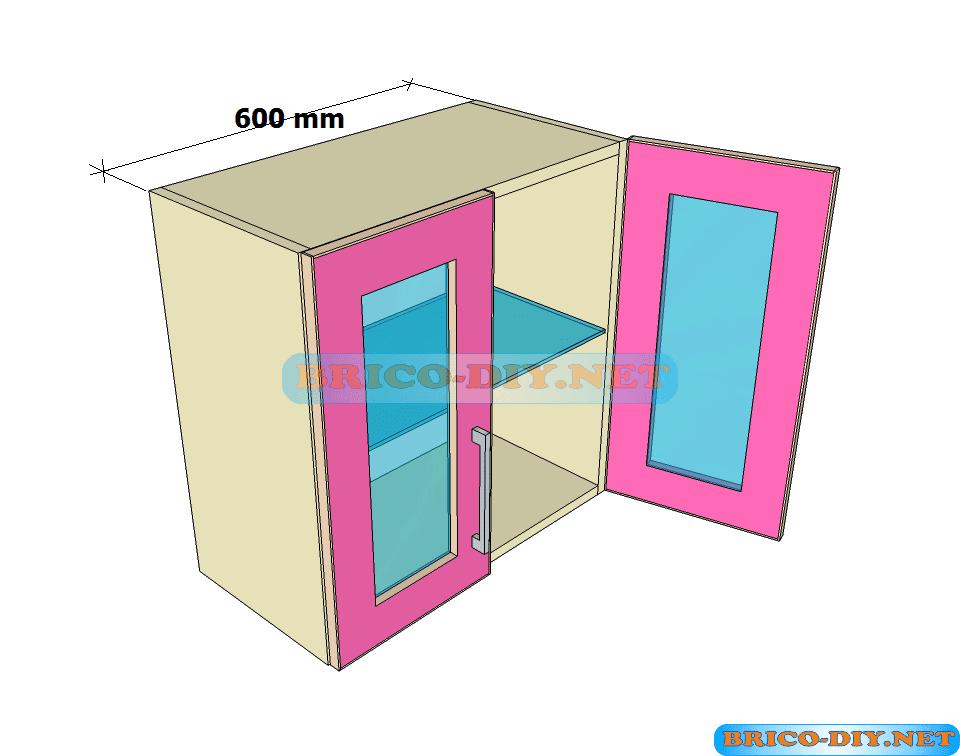 Fabricar muebles de cocina finest como hacer muebles de for Planos para fabricar muebles de cocina