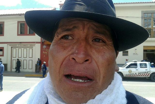 Chucuito: Tenientes gobernadores anuncian marcha exigiendo cambio de prefecto distrital