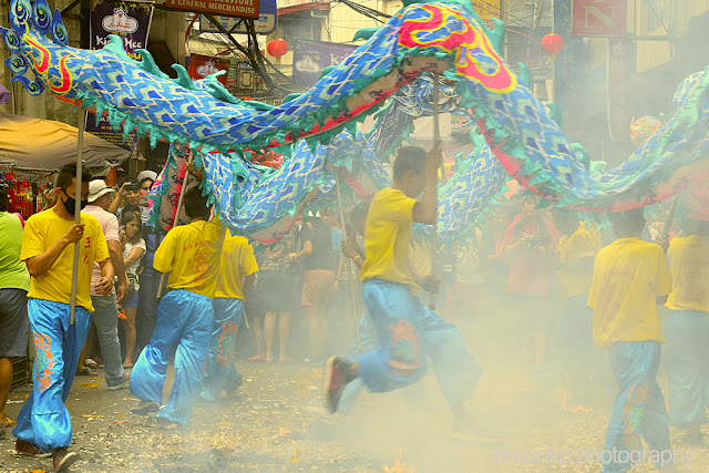 CHINATOWN PHOTOWALK 2016: Dragon Dancers 2