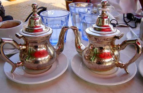 Z czym Ci się kojarzy Maroko? Dwa czajniki