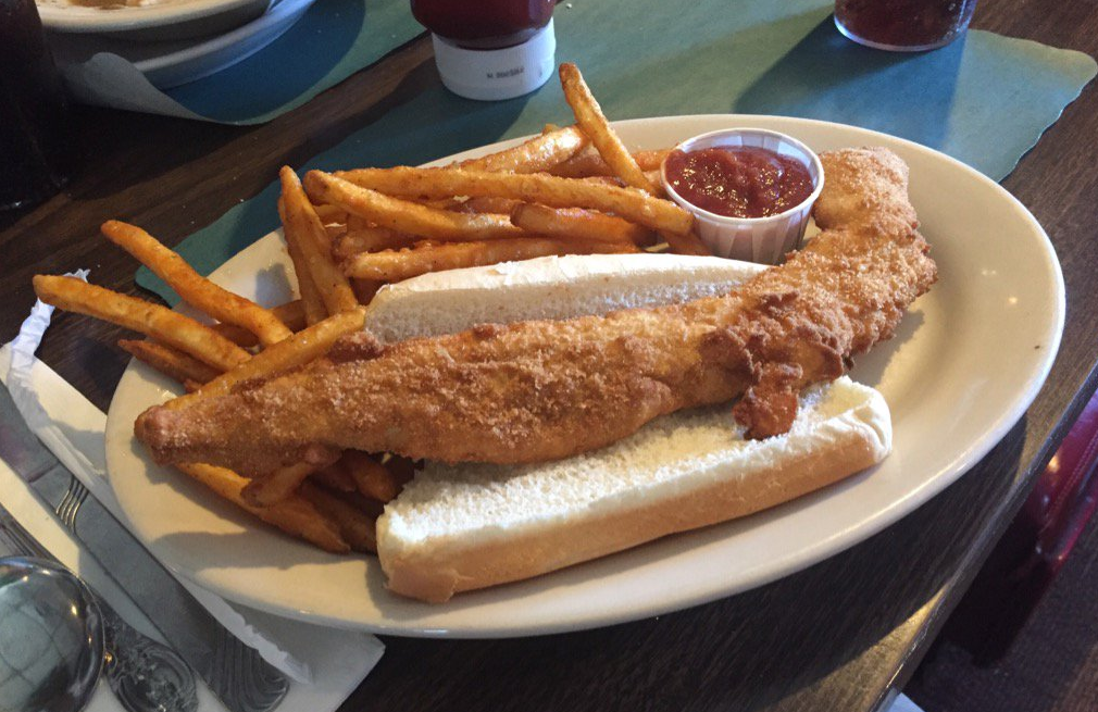 The ridiculous food society of upstate new york fish fry for Local fish fry