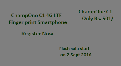 champ c1 smartphone mobile booking www.champ1india.com spefication features