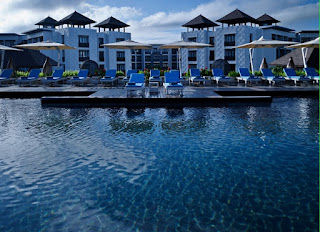 Five star hotel in Bali  Pullman Bali Legian Nirwana Hotel and Resorts