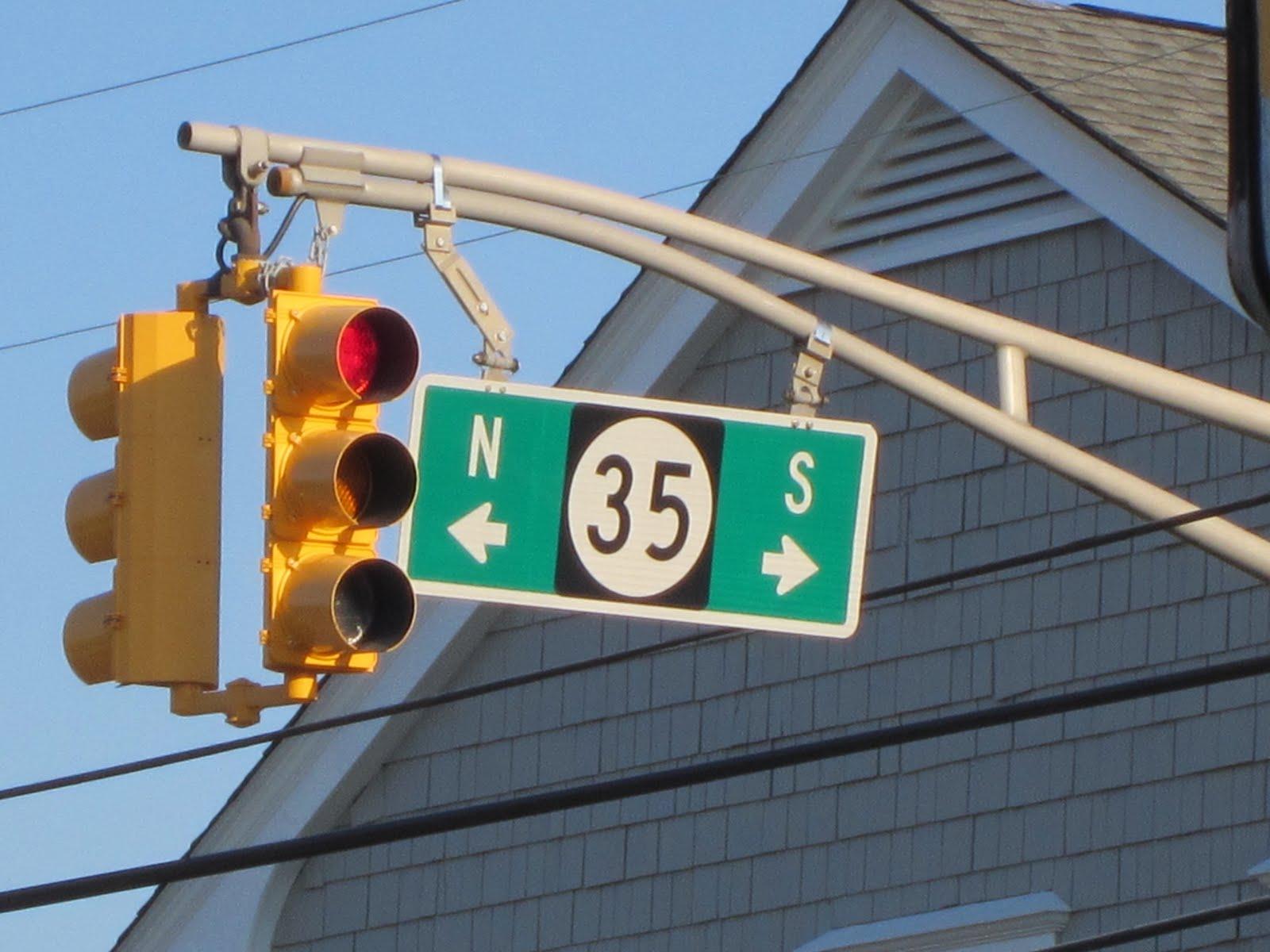 Rt. 35 Jersey Shore