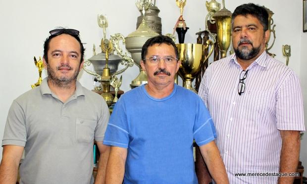 Presidente do Ypiranga solicita afastamento e o vice assume interinamente
