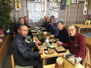 石川県松崎様他7名様、2018.10.31