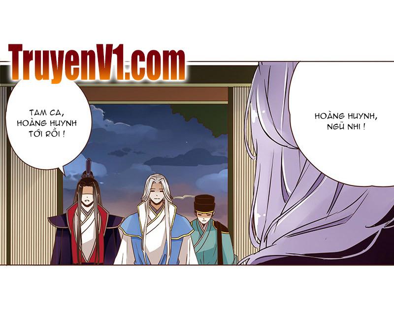 Đế Vương Trắc Chap 18