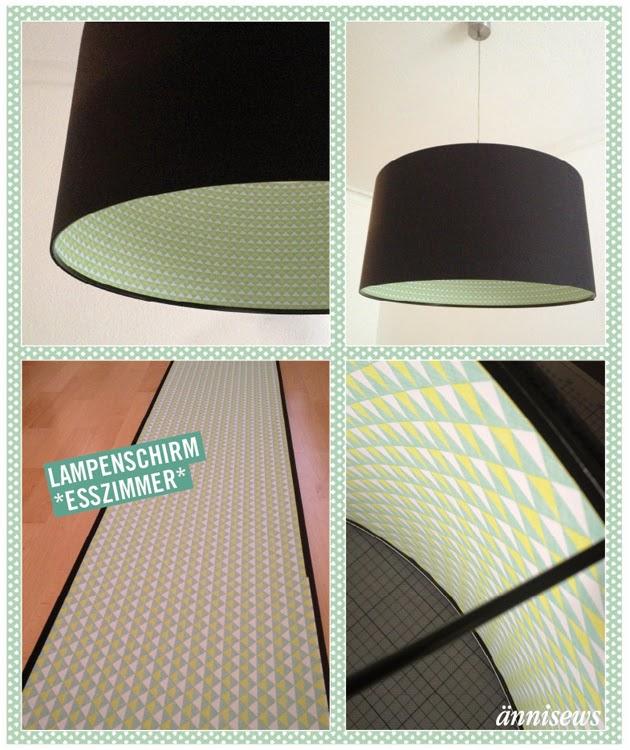 nnisews lampenschirm die zweite. Black Bedroom Furniture Sets. Home Design Ideas