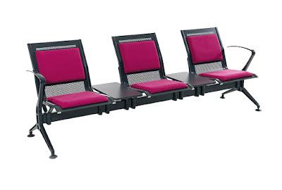 bekleme koltuğu, ente, goldsit, metal, orta sehpalı, üçlü, hastane bekleme, havalimanı koltuğu, metal bekleme koltuğu,