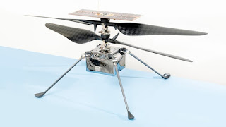 Vaneeza Rupani — Honoured for Naming NASA's 1st Mars Helicopter