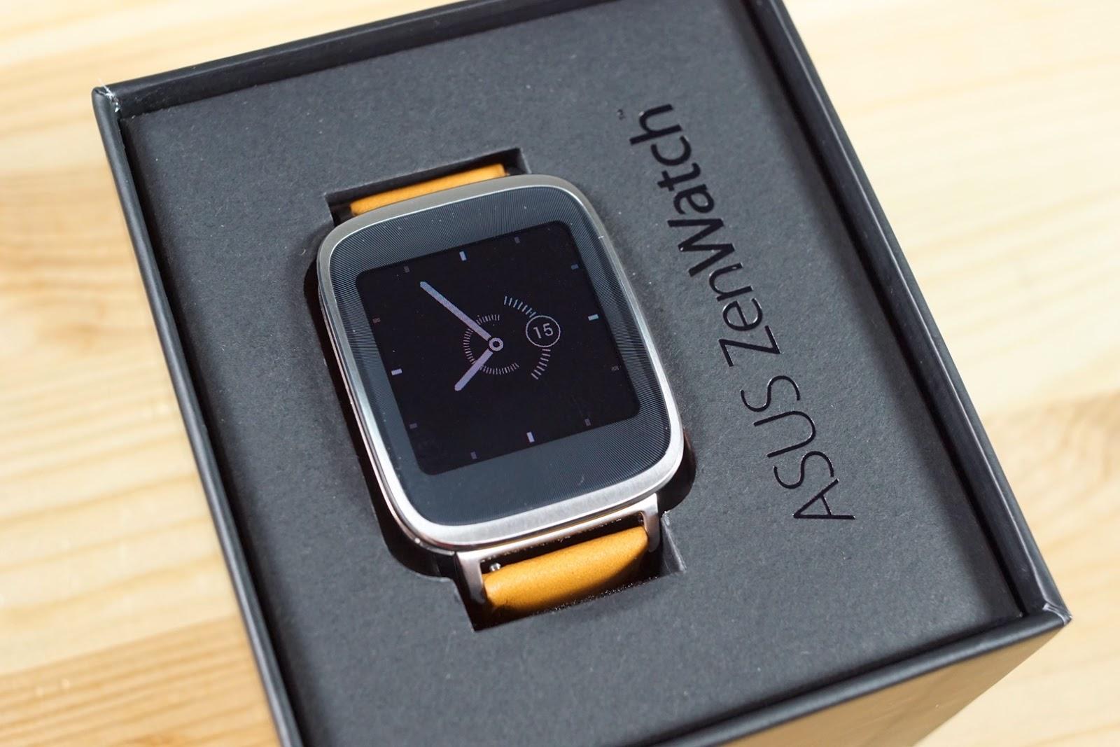 Asus Zenwatch akan Diluncurkan 2016