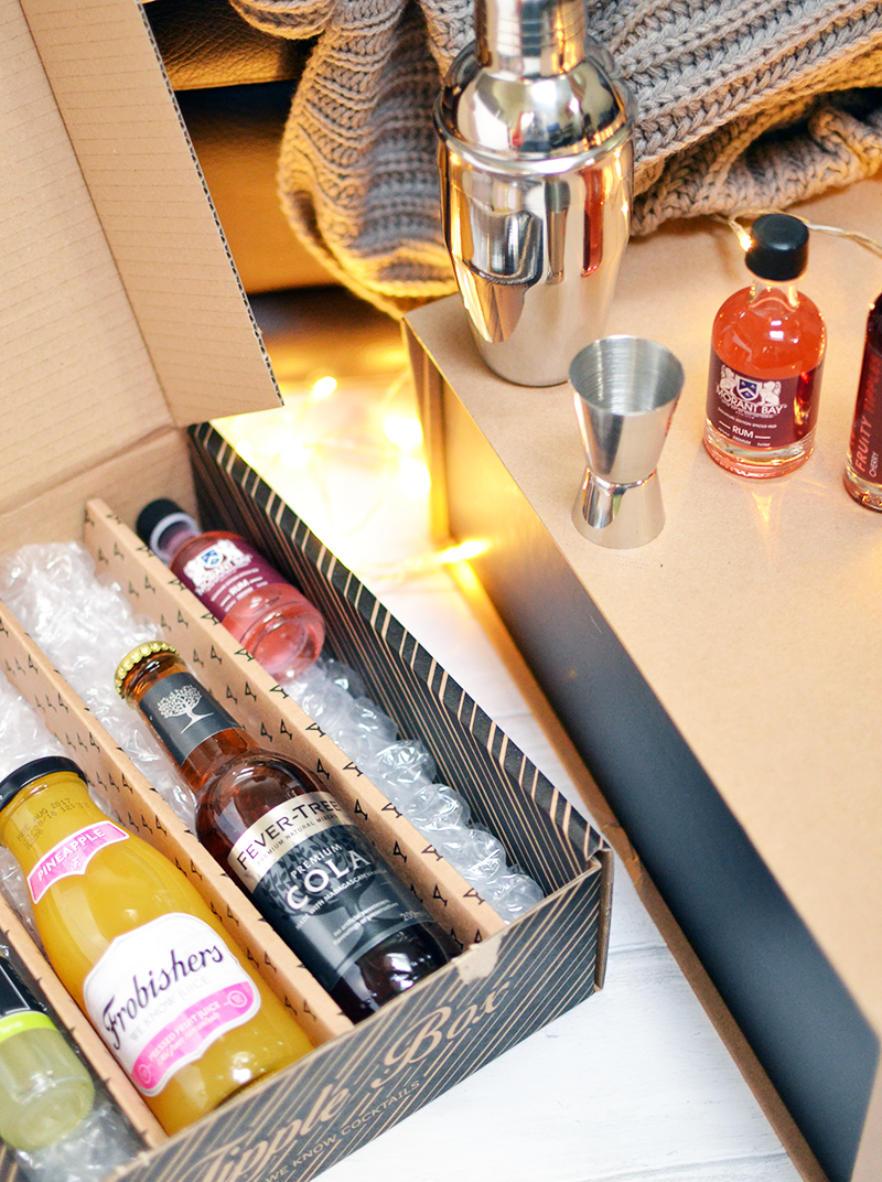 Tipple Box Review Alcohol Cocktail Subscription Box | Colours and Carousels - Scottish Lifestyle, Beauty and Fashion blog