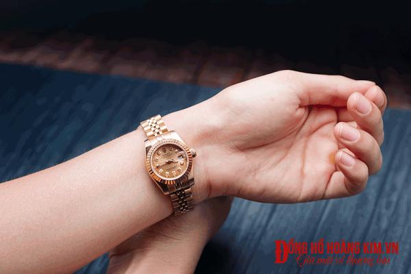 đồng hồ rolex nữ đẹp