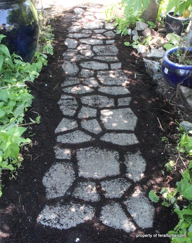 The Feral Turtle A Quaint Cobblestone Path