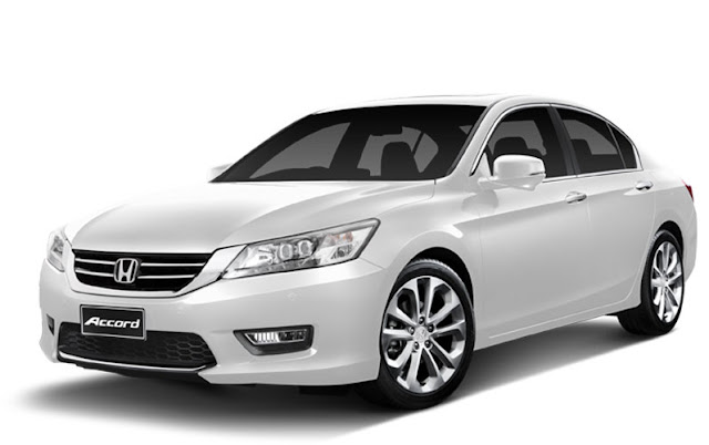 Honda All New Accord harga 650 jutaan