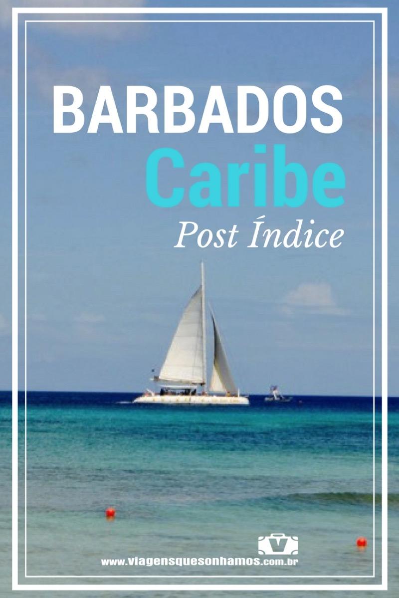 Conhecendo Barbados no Caribe