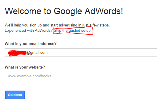 cara mencari keyword paling tepat menggunakan google adwords