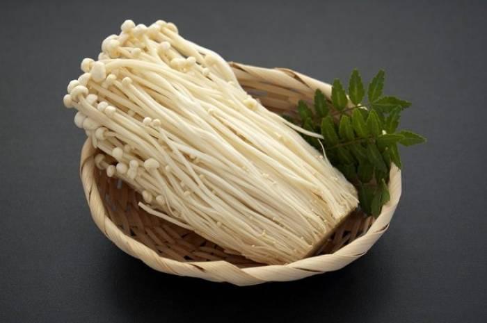 Manfaat Jamur Enoki bagi Kesehatan Tubuh