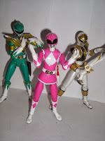 Bandai's S.H. Figuarts Ptera Ranger from Kyoryu Sentai Zyuranger
