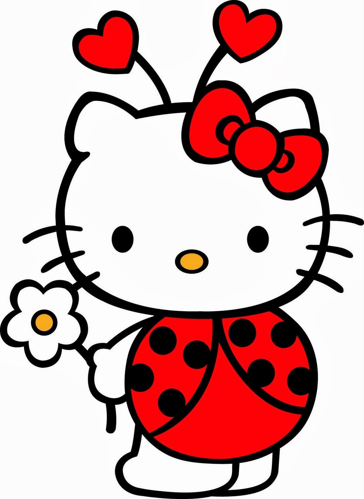 Cara Mencintaimu: Wallpaper Hello Kitty