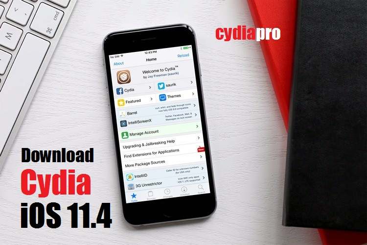 Download Cydia iOS 11 0 3 with CydiaPro Cydia Installer