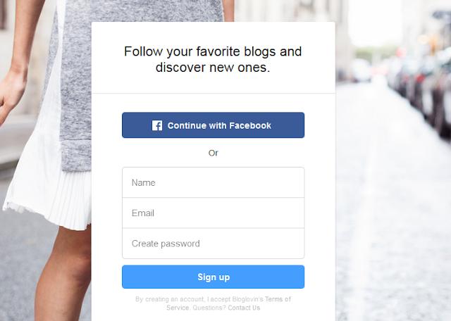 Cara Baru Blog Cepat Terkenal Menggunakan Bloglovin'