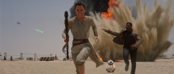 , Passing the Lightsaber onto a New Generation Star Wars:  The Force Awakens