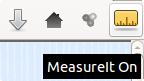 MeasureIt meio para medir elementos html em uma página da web