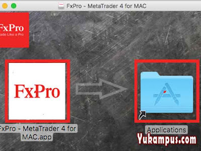 cara install metatrader 4 di macbook