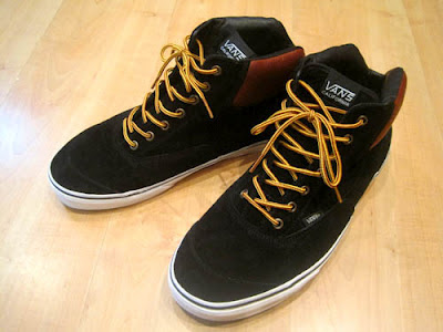 Vans switchback suede