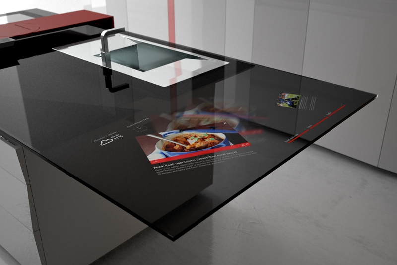 Interactive-kitchen