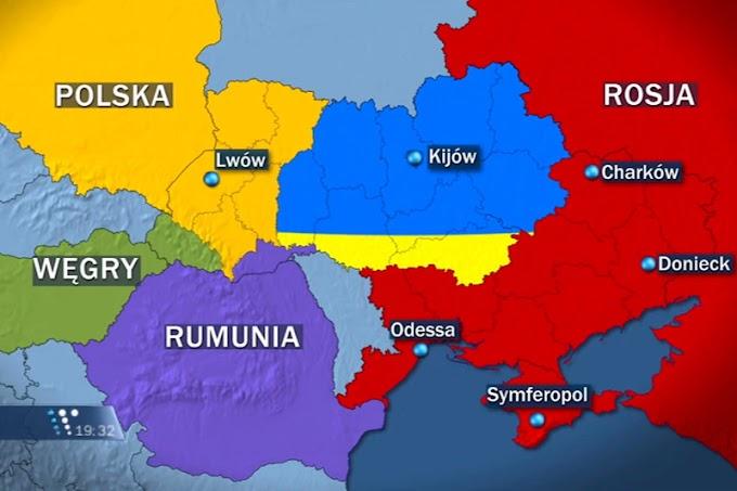 Киев опасается согласия Европы с идеей раздела Украины