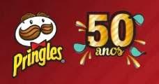 Cadastrar Promoção Pringles Batatas 50 Anos Aniversário 2018