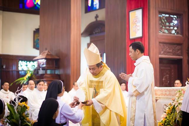 Lễ truyền chức Phó tế và Linh mục tại Giáo phận Lạng Sơn Cao Bằng 27.12.2017 - Ảnh minh hoạ 39