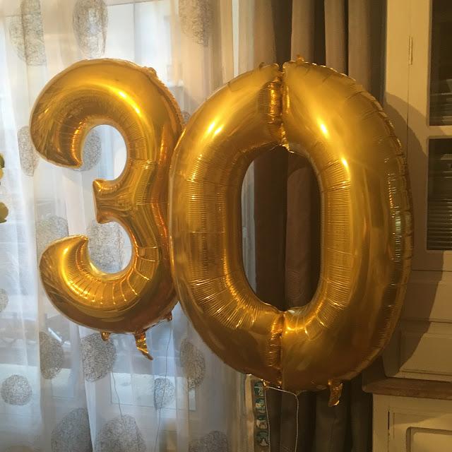 Alors ça fait quoi d'avoir 30 ans ?