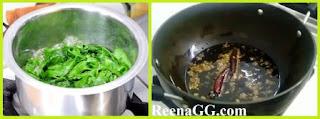 Palak ki Sabji Recipe in Hindi