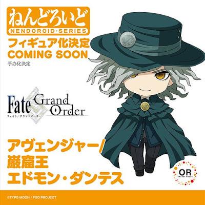 Fate/Grand Order Nendoroid Avenger/Edmond Dantès