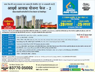 Amrapali Adarsh Awas Yojana, Noida Housing Scheme 2016