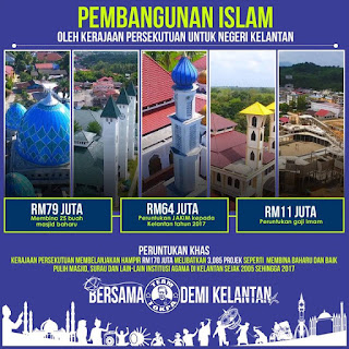 Manifesto BN Kelantan Cetusan Idea Rakyat