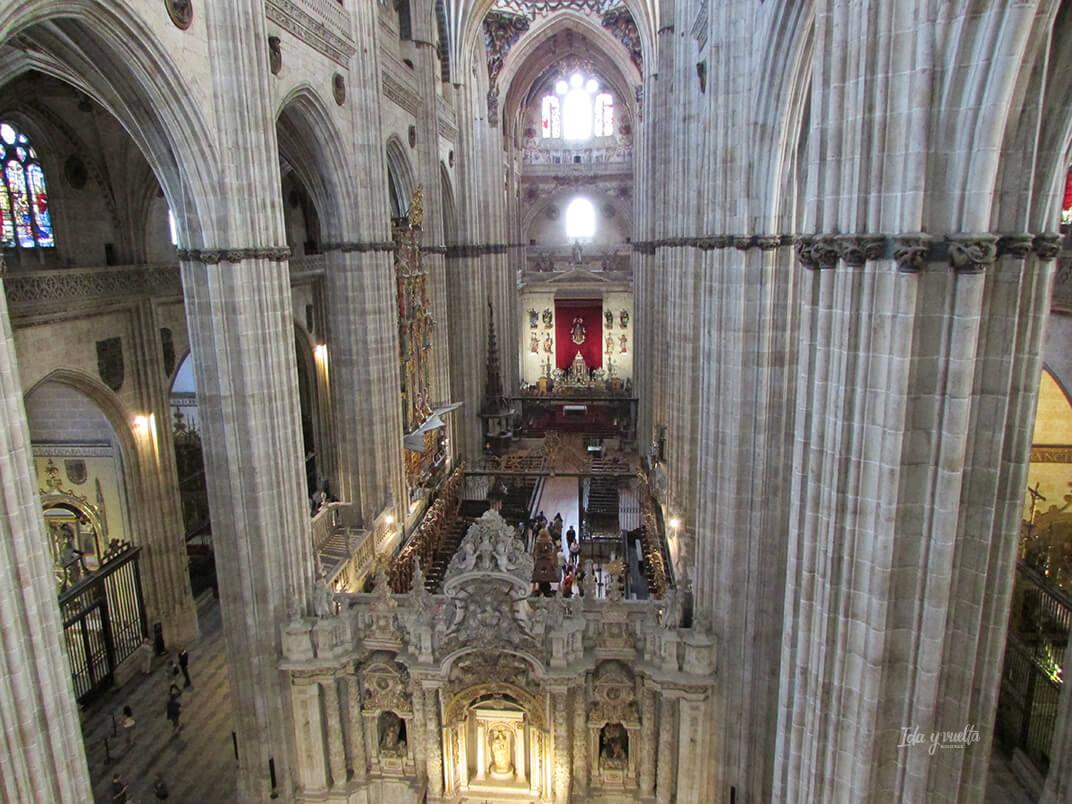 Catedral Nueva desde la galería