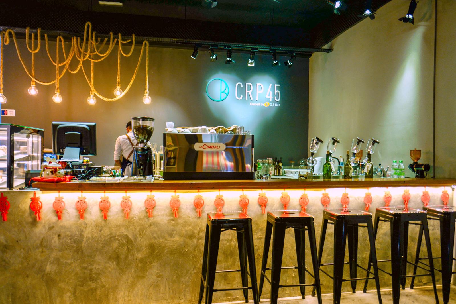 crp45 cafe @ sri petaling