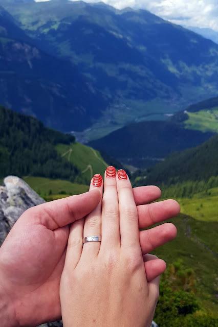Verlobung Zillertal