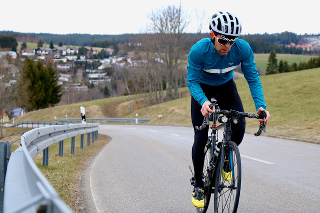 Review - Rapha Brevet Windblock Long Sleeve Cycling Jersey