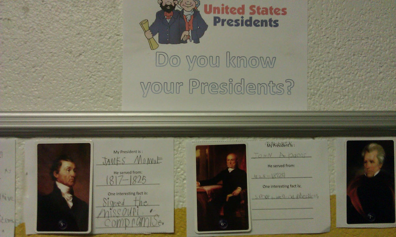 Steele Teaching February