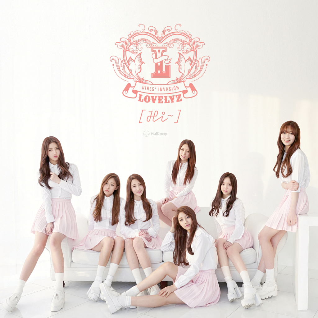 LOVELYZ  – Hi~ (Repackage Album) (FLAC)