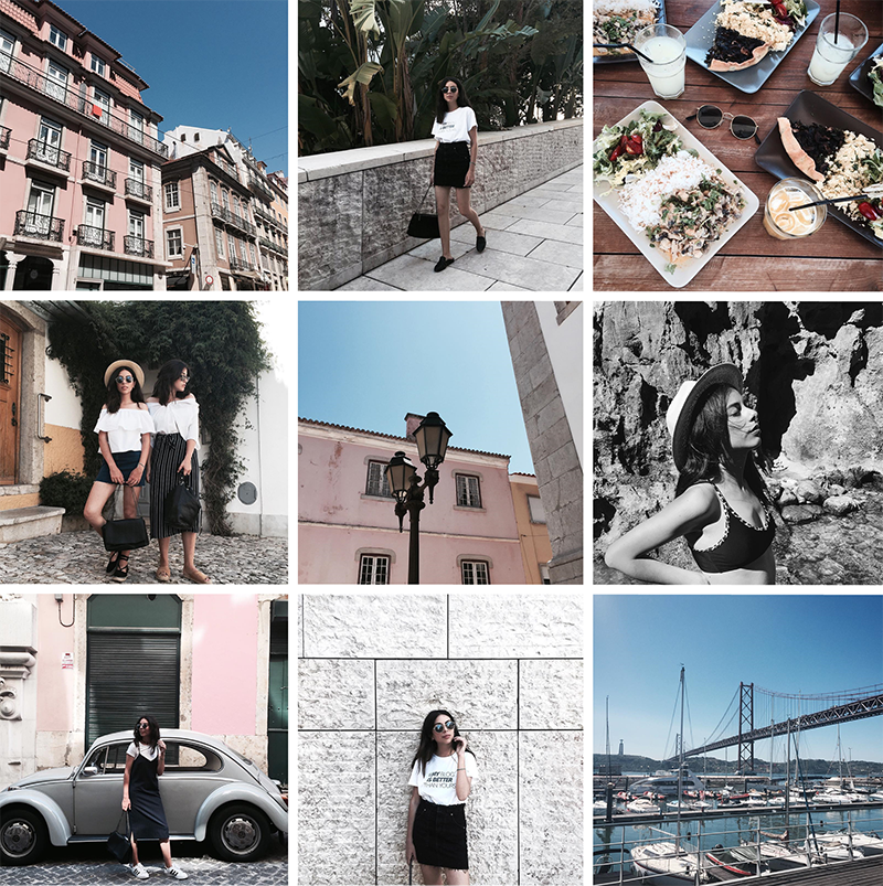 Lately On Instagram | Lisbon Edition